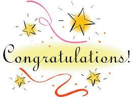 Congratulations Sisters!