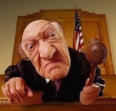 Blogging Judge